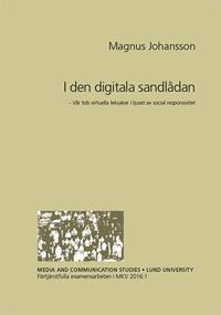 I den digitala sandlådan