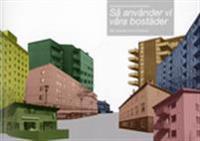 Så använder vi våra bostäder : bostadsundersökning = en pilotstudie med 20 lägenheter