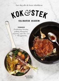 Kok & stek; lær deg alle de beste teknikkene