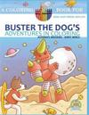 Buster the Dog's Adventures in Coloring Book: Alternate Universes: Robot World