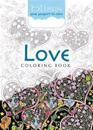 Love Coloring Book