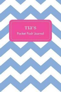 Tia's Pocket Posh Journal, Chevron