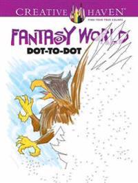 Fantasy World Dot-to-Dot