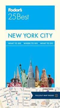Fodor's New York City 25 Best
