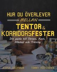 Hur du överlever mellan tentor och korridorsfester :dDin guide till stress, kost, alkohol och träning