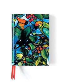 Tiffany: Parrots Transom (Foiled Journal)