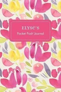 Elyse's Pocket Posh Journal, Tulip