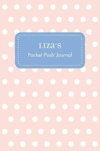 Liza's Pocket Posh Journal, Polka Dot