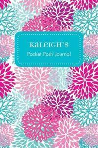 Kaleigh's Pocket Posh Journal, Mum