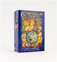 Chrysalis Tarot Deck and Book Set