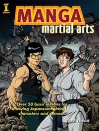 Manga Martial Arts