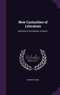 New Curiosities of Literature