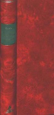 Tagebuecher: Vom 11. August 1835 Bis 10. Okstober 1858. Nachdruck