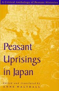 Peasant Uprisings in Japan