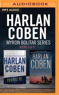 Harlan Coben - Myron Bolitar Series: Books 8 & 9: Promise Me, Long Lost