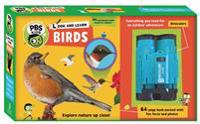 Look and Learn Birds [With Binoculars]