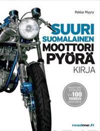 Suuri suomalainen moottoripyöräkirja
