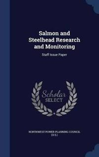 Salmon and Steelhead Research and Monitoring