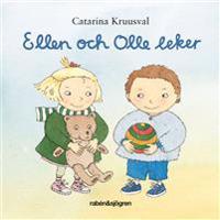 Ellen och Olle leker