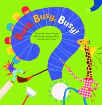 Busy, busy, busy! - pattern
