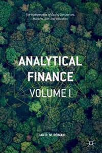Analytical Finance