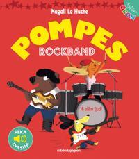 Pompes rockband - Peka, lyssna