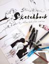 Stina Wirséns Sketchbook : målarbok för vuxna