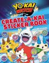 Yo-Kai Watch: Create-A-Kai Sticker Book