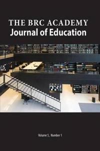 The Brc Academy Journal of Education Volume 5 Number 1