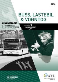 Veien til førerkortet; buss, lastebil, vogntog; arbeidsbok; klasse C, CE, D og DE