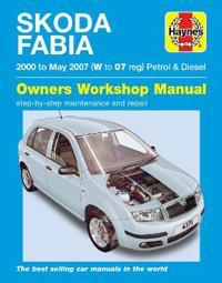 Skoda Fabia Petrol & Diesel ('00-May '07) W To 07