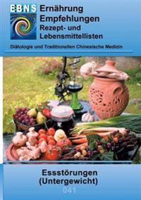 Ernährung bei Essstörungen (Untergewicht)