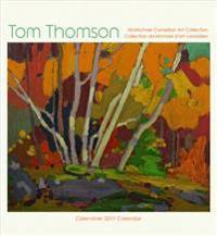 Tom Thomson 2017 Calendar