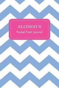 Allyson's Pocket Posh Journal, Chevron