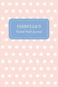 Isabella's Pocket Posh Journal, Polka Dot