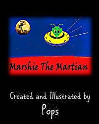 Marshie the Martian
