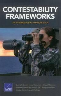 Contestability Frameworks