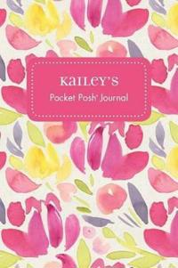 Kailey's Pocket Posh Journal, Tulip