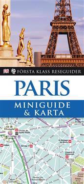 Paris : Miniguide & karta