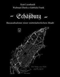 Schassburg-Bauaufnahme Einer Mittelalterlichen Stadt