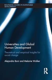 Universities and Global Human Development