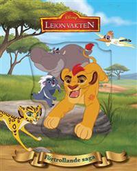 Lejonvakten. Förtrollande saga