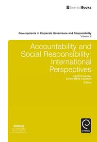 Accountability and Social Responsibility: International Perspectives