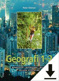 Geografi lärarmaterial: - människan, resurserna, mijön och hållbar utveckling