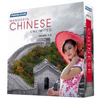 Pimsleur Chinese, Mandarin Levels 1-4 Unlimited Software