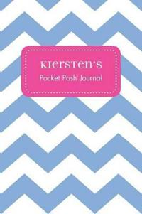 Kiersten's Pocket Posh Journal, Chevron
