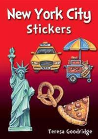 New York City Stickers