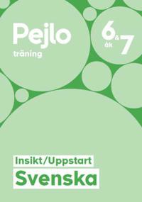 Pejlo träning svenska åk 6 och 7