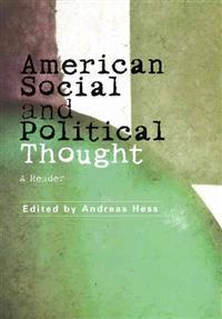 American Social and Political Thought