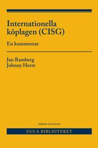Internationella köplagen (CISG )  : en kommentar